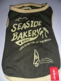 T-shirt Sea side kaki - Taille M